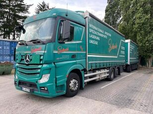 MERCEDES-BENZ 2545 L 6X2 ACTROS / EURO 6 kamion s ceradom