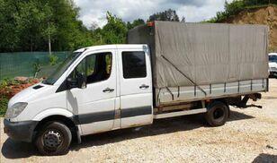 MERCEDES-BENZ sprinter 518  kamion s ceradom