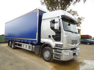 RENAULT PREMIUN 460 DXI kamion s ceradom