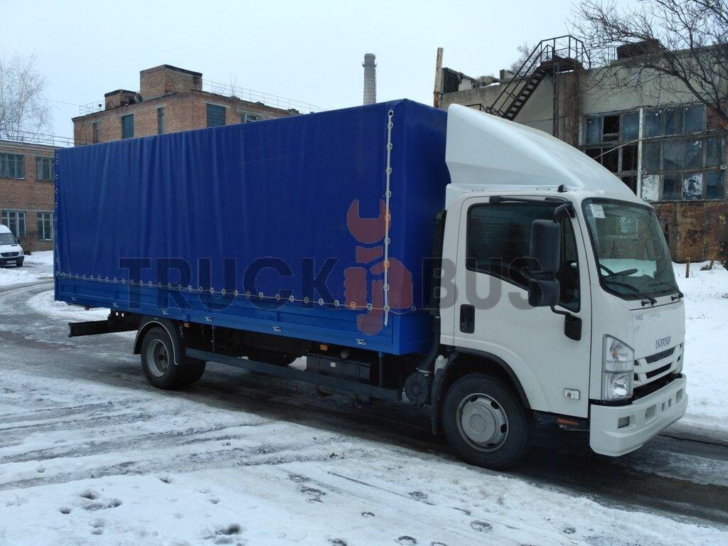novi ISUZU NQR90 kamion s ceradom