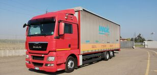 MAN TGX 26.440 kamion s ceradom