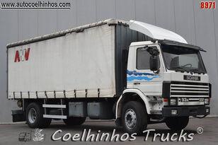 SCANIA 93M 230 kamion s ceradom