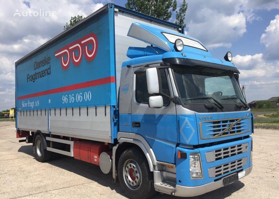 VOLVO FM 9 340  kamion s ceradom