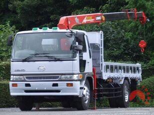 HINO Ranger kamion s ravnom platformom