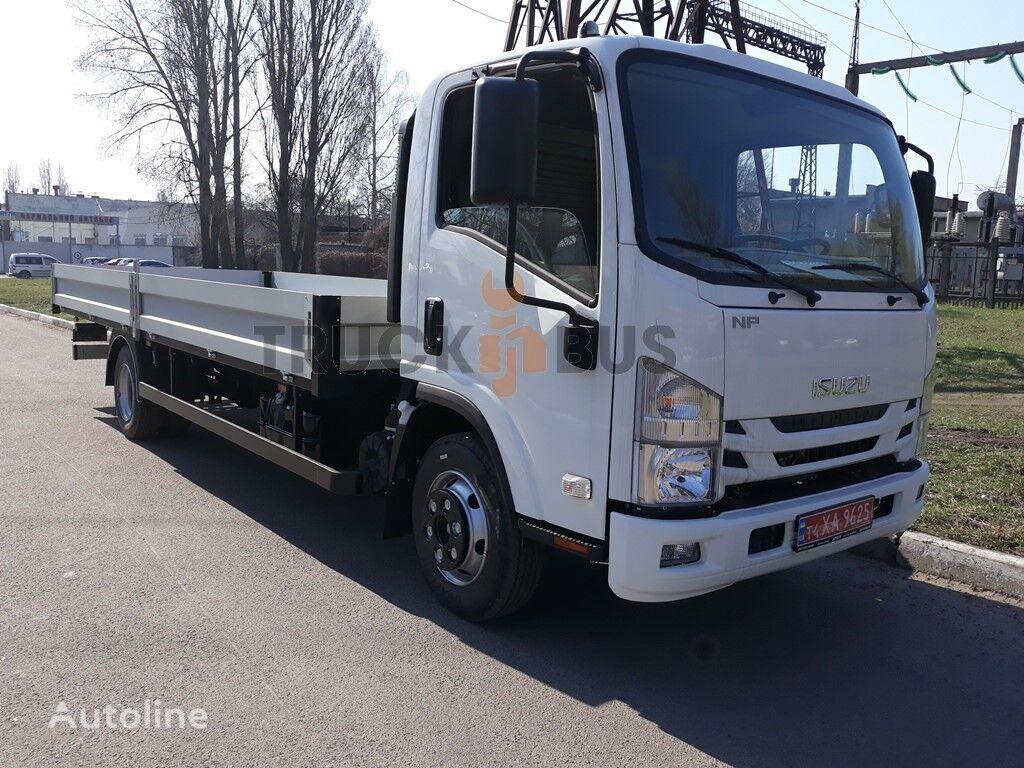 novi ISUZU NPR 75L-K/M kamion s ravnom platformom