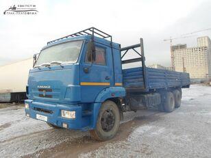 KAMAZ 65117 kamion s ravnom platformom