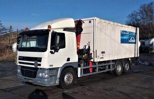 DAF 85.410 kamion sa kliznom ceradom
