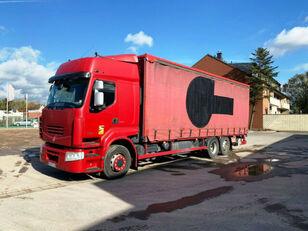 RENAULT Premium 380DXi/LBW1500kg/Klima kamion sa kliznom ceradom