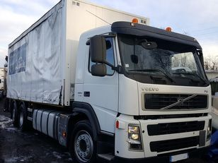 VOLVO FM 380 6X2 + hiab 144 BS 2 HI DUO kamion sa kliznom ceradom