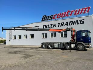 SCANIA R 480 8x4 Crane Palfinger PK 20002 kamion sa kukom za podizanje tereta
