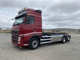VOLVO FH13 500 CHASIS ONLY kamion sa kukom za podizanje tereta