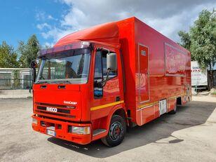 IVECO Eurocargo tector 80 kamion sandučar