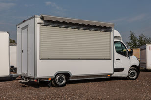 novi OPEL Verkaufswagen Imbisswagen Food Truck kamion sandučar