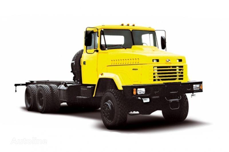 novi KRAZ 63221 tip 2 kamion-šasija