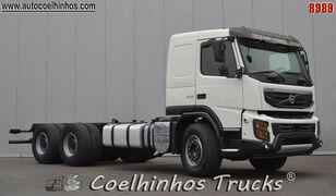 VOLVO FMX 500 kamion šasija