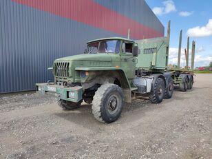 URAL kamion za prijevoz drva