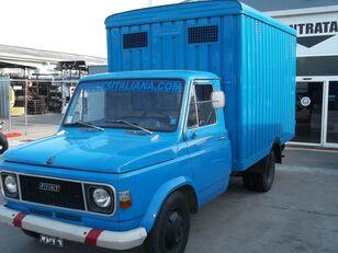 FIAT 616 N3/4 TRASPORTO BESTIAME ANIMALI VIVI kamion za prijevoz stoke