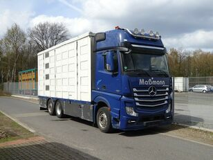 MERCEDES-BENZ Actros 2551 6x2  kamion za prijevoz stoke