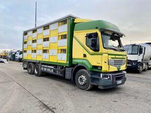 RENAULT PREMIUM 460  kamion za prijevoz stoke nakon udesa