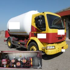 RENAULT 270 kamion za transport gasa