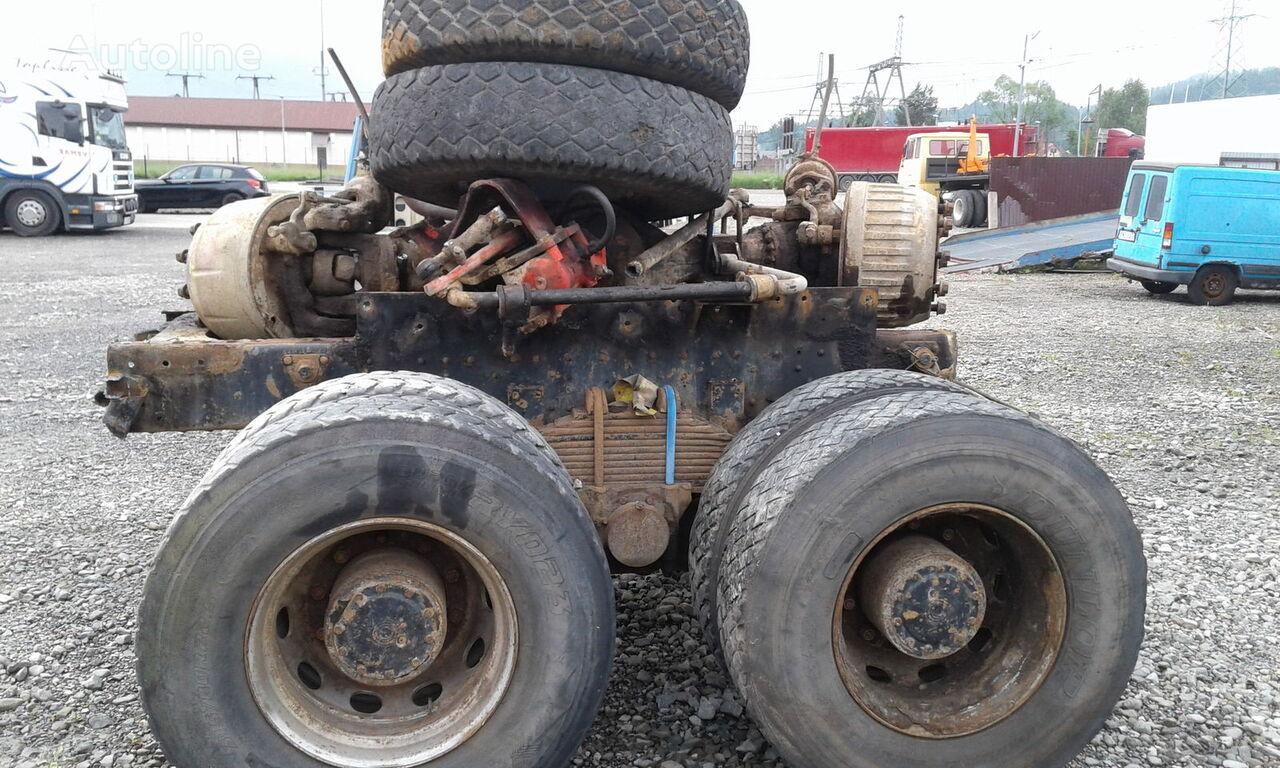 STEYR 1491 32S32 6x4 6x6 Truck in parts kiper