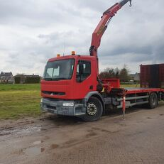 RENAULT PREMIUM 260 4x2 EURO 2 RECOVERY VEHICULE MANUAL  GEARBOX šlep auto