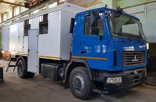 novi MAZ 5340 vojni kamion