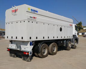 novi TEKFALT basFALT Binding Agent Spreader vojni kamion