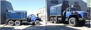 novi URAL Паропромысловая установка ППУА-1600/100 на шасси Урал 4320 vojni kamion