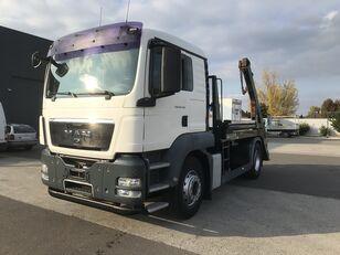 KAMAZ TGS 18.440 EU5 HYVA LÁNCOS KONTÉNERES MANUAL vozilo za prijevoz kontejnera