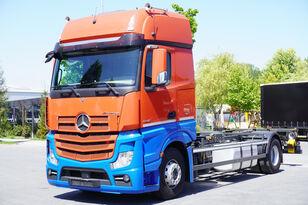 MERCEDES-BENZ ACTROS 1842, E6, 4x2, chassis 7m, BDF, GigaSpace vozilo za prijevoz kontejnera