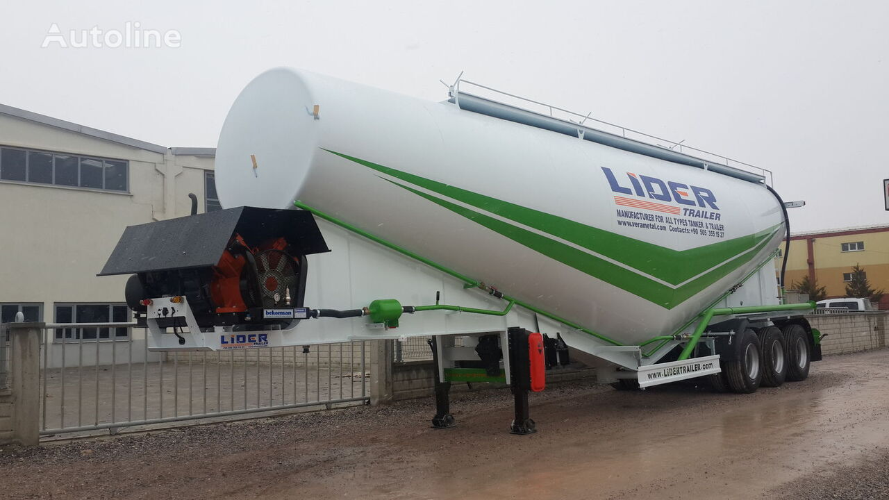 novi LIDER 2019 NEW 80 TONS CAPACITY  FROM MANUFACTURER READY IN STOCK  kamion za prijevoz cementa