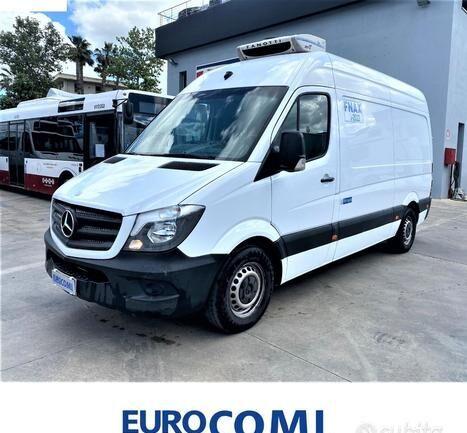 MERCEDES-BENZ Sprinter 313 cdi 2.2 136 cv Isotermico minibus furgon