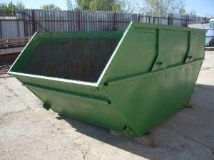novi kontejner za smeće