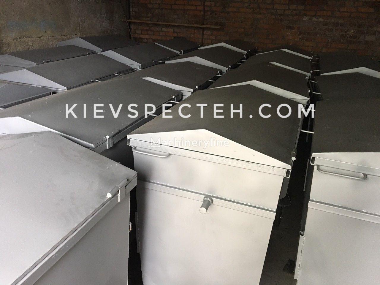 novi Evrokonteyner  metall 2 mm kontejner za smeće
