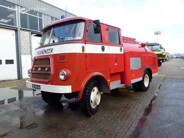 DAF 1600 - 4x4 - Oldtimer vatrogasno vozilo