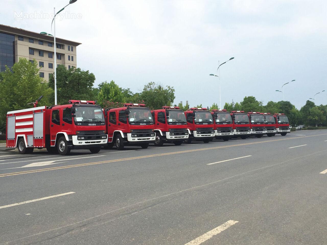 novo ISUZU FTR vatrogasno vozilo