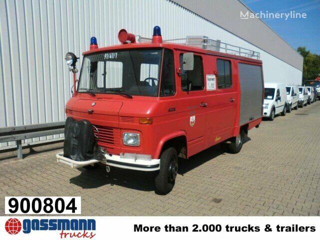 MERCEDES-BENZ LF 409 Löschwagen, Benziner! vatrogasno vozilo