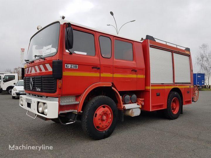 RENAULT G230.13 SP AUTOPOMPE vatrogasno vozilo