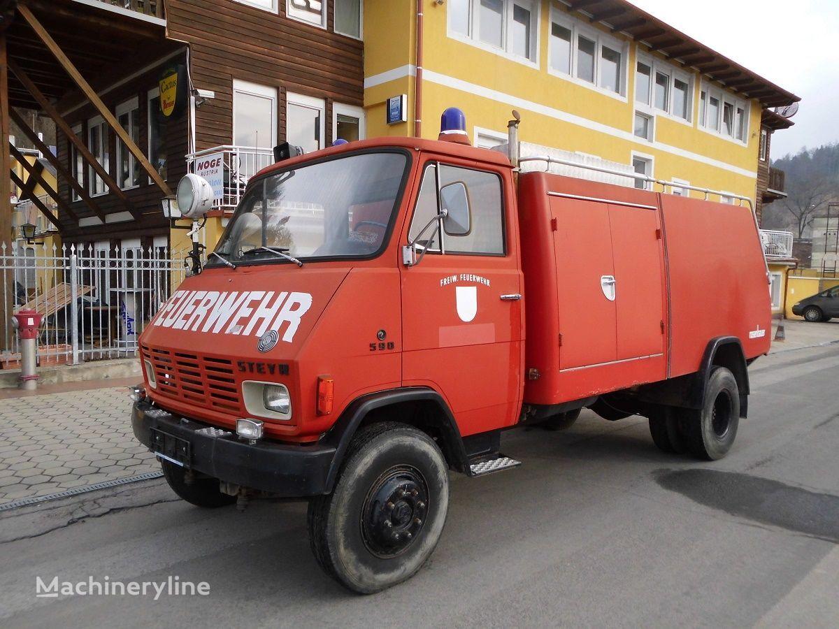 STEYR 590.110 vatrogasno vozilo