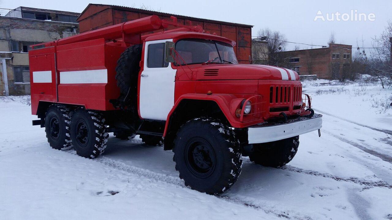 novo ZIL 131 vatrogasno vozilo