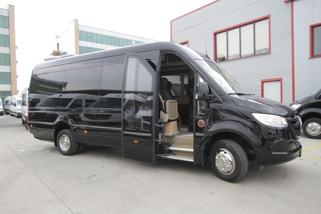 novi MERCEDES-BENZ 519, vip *COC* putnički minibus
