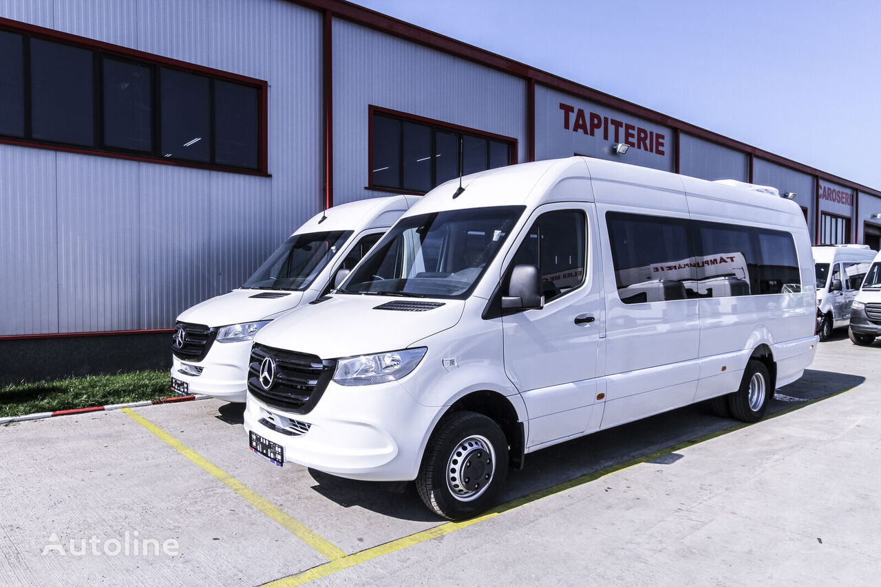 novi MERCEDES-BENZ Idilis 519 19+1+1 *COC* Ready for delivery putnički minibus