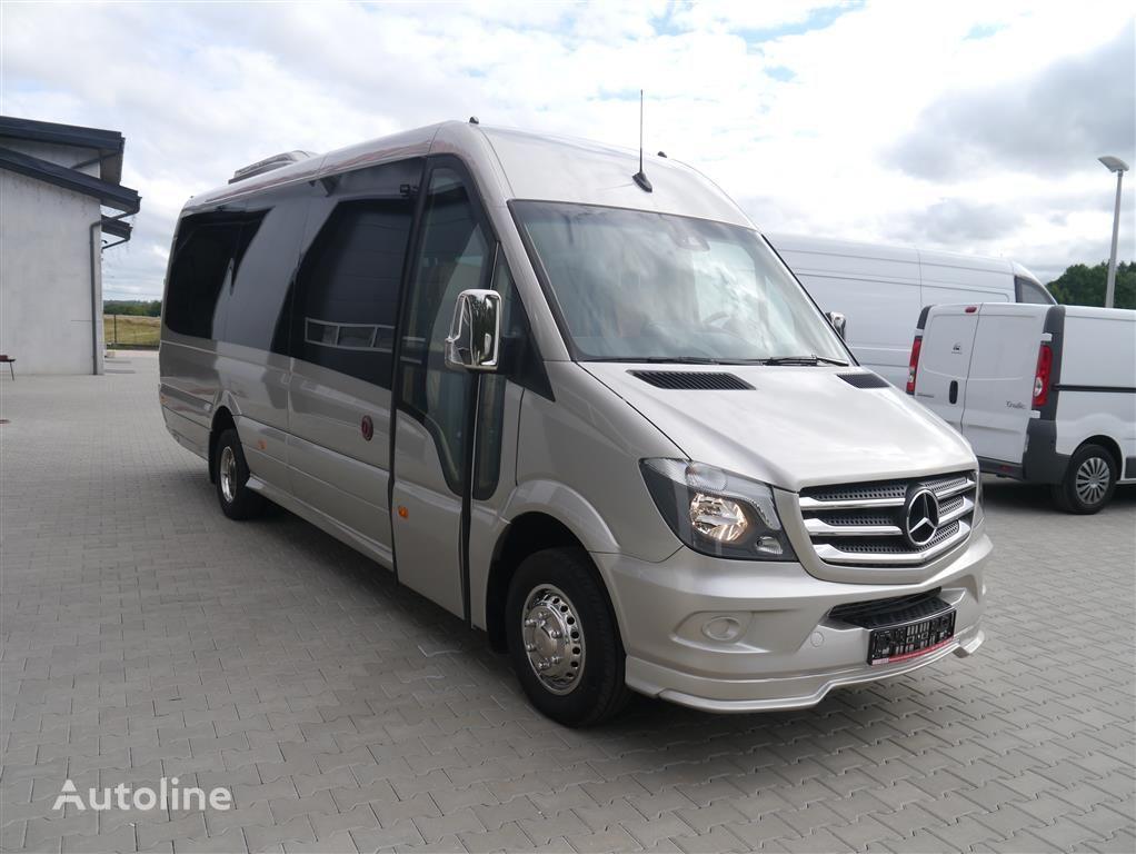 novi MERCEDES-BENZ Sprinter 519 CDI,24 Plätze Komfort-ViP, XXXL-Verlänerung,Klima,  putnički minibus