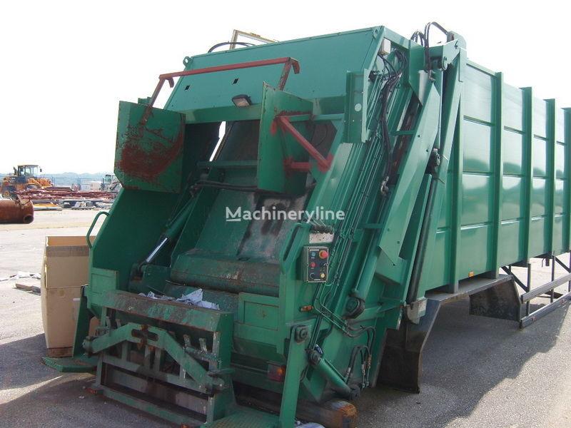 KATMERCILER S 21 karoserija za prijevoz smeća