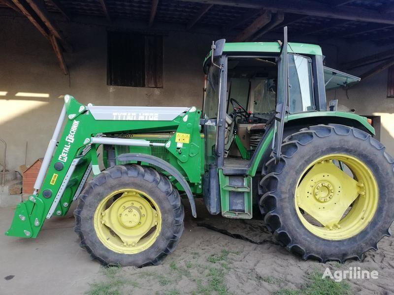 novi Metal-Technik Frontlader für John Deere 5085 M / Ładowacz czołowy na John Deer prednji traktorski utovarivač