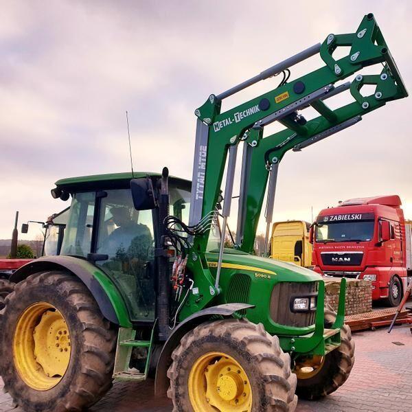 novi Metal-Technik für John Deere 5080, 5090, 5100 prednji traktorski utovarivač