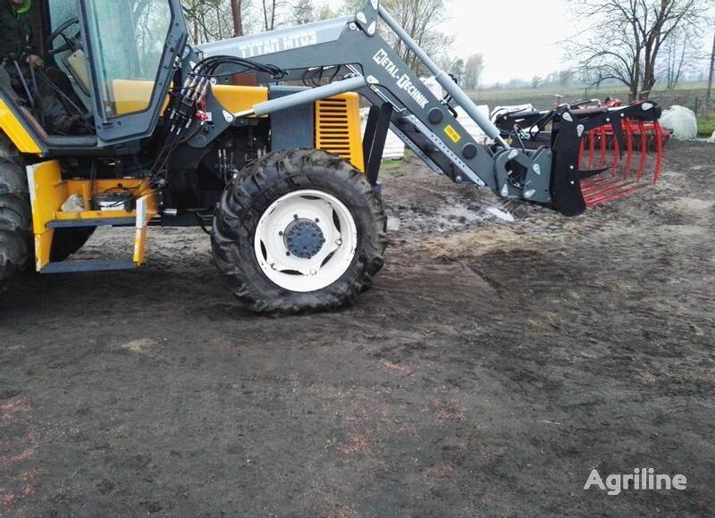 novi Metal-Technik für RENAULT CERES 320 / Ładowacz do RENAULT CERES 320 prednji traktorski utovarivač