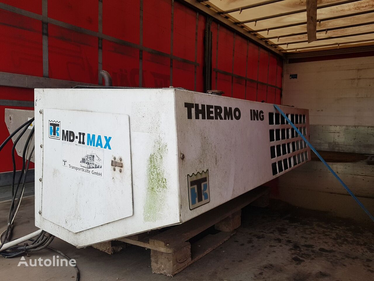THERMO KING - MD II MAX rashladna jedinica