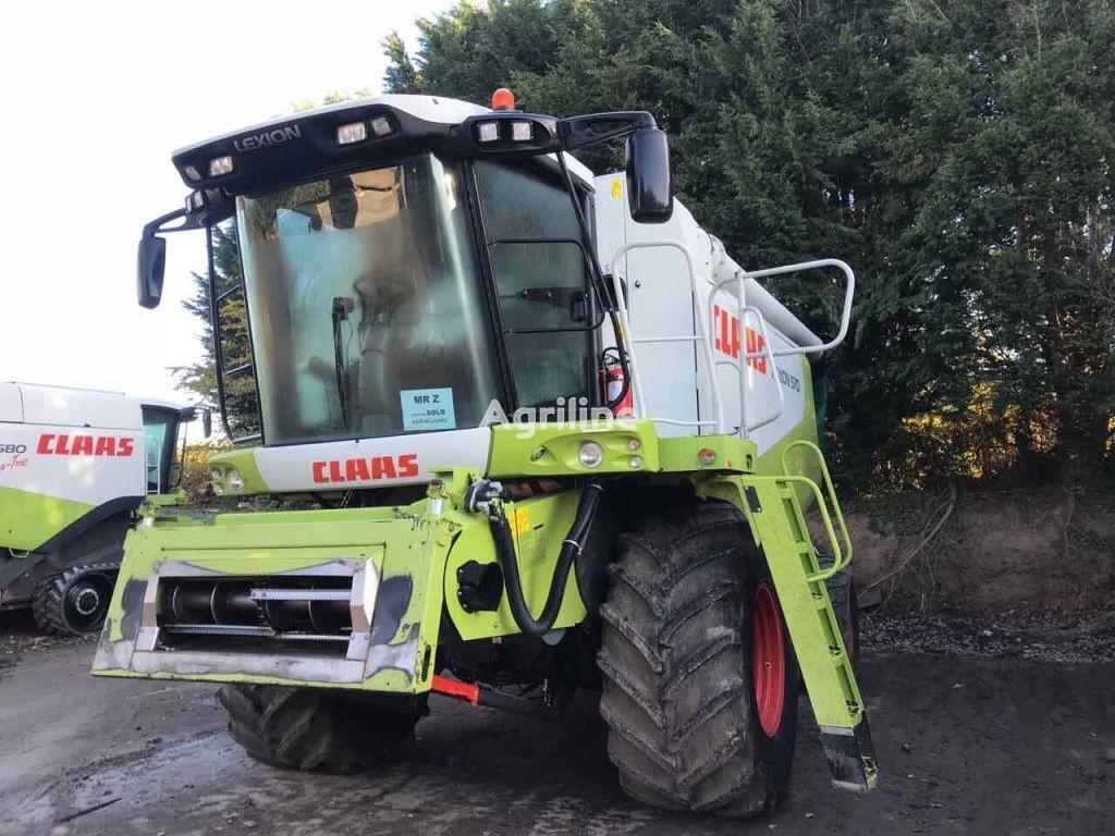 CLAAS Lexion 570+ kombajn za žito